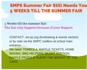 SMPC SUMMER FAIR