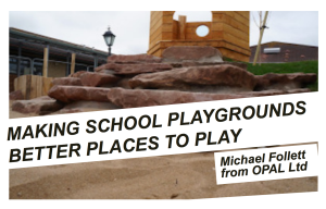 making school playgrounds better places to play